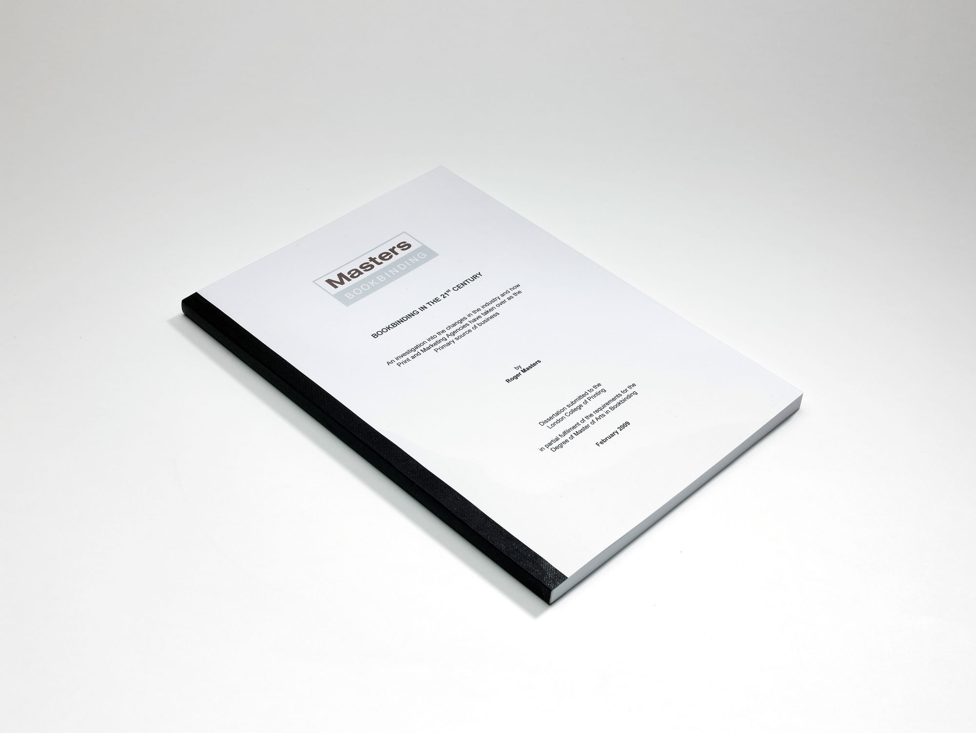 thesis book binding in london At nevex printing centre we offer same day perfect binding /soft cover binding done in store in central london we provide perfect binding service for your already printed documents or printing and perfect binding.