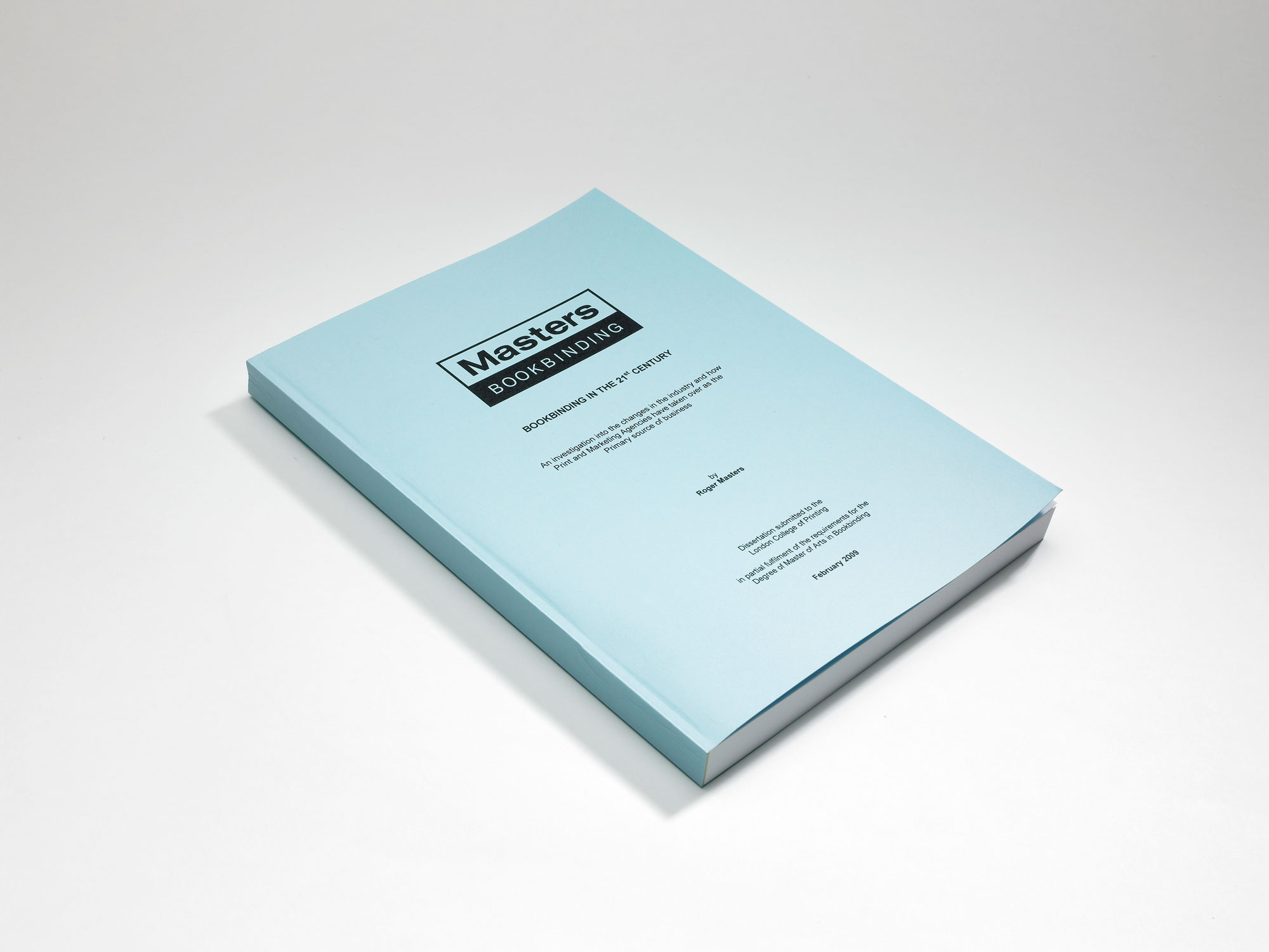 book binding essay We provide dissertation binding, thesis binding, bespoke bookbinding and a range of printing services for students in london and the uk.