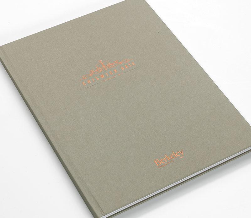 hard bound thesis binding