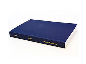 Thesis Binding and Printing Services   Order Online JFC CZ as