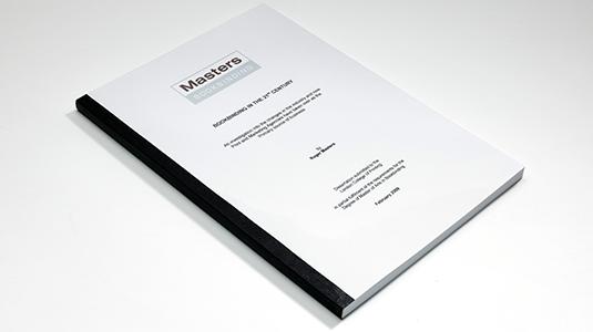 thesis binding ireland