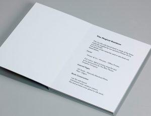 Layflat Soft Bound Book